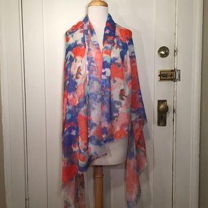 Saks Fifth Avenue Black Label Accessories - Saks Fifth Avenue BLACK Label 100% Modal scarf
